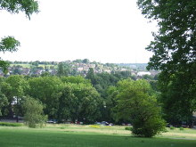 Lewisham, Hilly Fields, Brockley, London © Malc McDonald